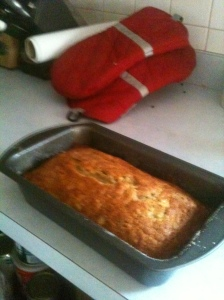 Friendship bread!
